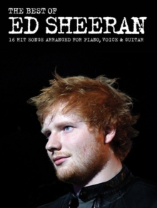 The Best of Ed Sheeran (PVG), Paperback Book