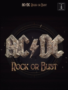 AC/DC : Rock or Bust (Tab), Paperback Book