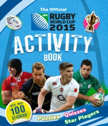 The Official Rugby World Cup 2015 Activity Book, Spiral bound Book