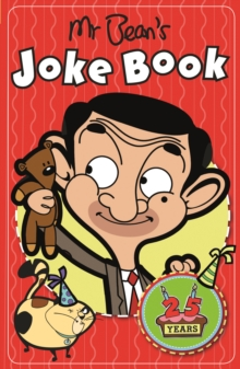 Mr Bean's Joke Book, Paperback Book