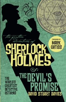 Further Adventures of Sherlock Holmes - The Devil's Promise, Paperback Book