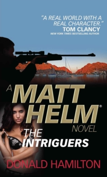 Matt Helm - The Intriguers, Paperback Book