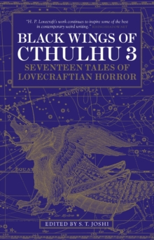 Black Wings of Cthulhu : New Tales of Lovecraftian Horror, Paperback Book