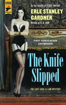The Knife Slipped, Paperback Book