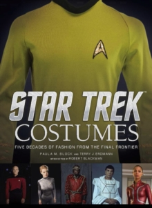 Star Trek : Costumes, Hardback Book