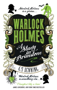 Warlock Holmes : A Study in Brimstone, Paperback Book