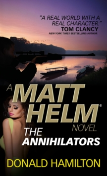 Matt Helm - The Annihilators, Paperback Book