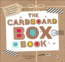 The Cardboard Box Book, Hardback Book