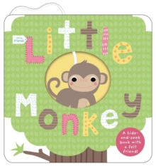 Little Monkey, Board book Book