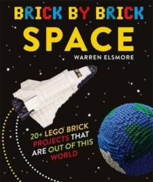 Brick by Brick Space, Paperback Book