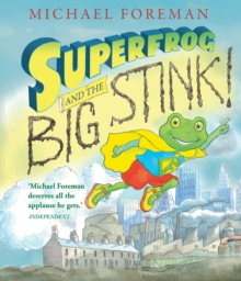 Superfrog and the Big Stink, Paperback Book