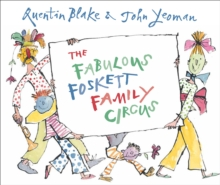 The Fabulous Foskett Family Circus, Paperback Book
