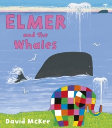 Elmer and the Whales, Paperback Book