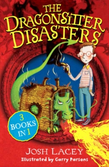 The Dragonsitter Disasters, Paperback Book