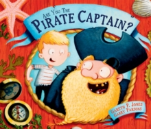 Are You the Pirate Captain?, Hardback Book
