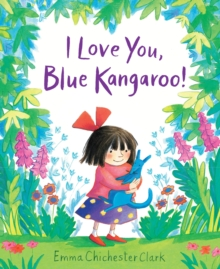 I Love You, Blue Kangaroo! : Miniature Hardback, Paperback Book