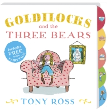 Goldilocks and the Three Bears, Board book Book