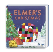Elmer's Christmas, Board book Book