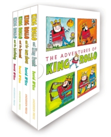 The Adventures of King Rollo, Hardback Book
