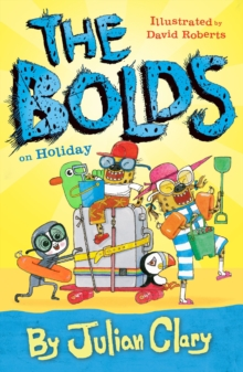 The Bolds on Holiday, Hardback Book