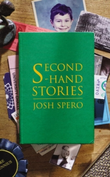Second Hand Stories, Hardback Book