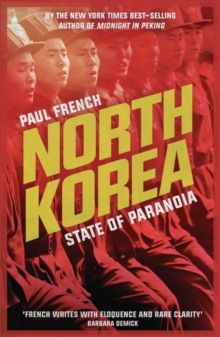 North Korea : State of Paranoia, Paperback Book