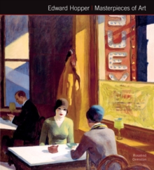 Edward Hopper Masterpieces of Art, Hardback Book