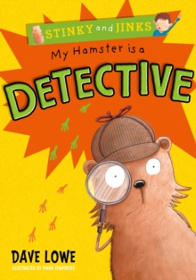 My Hamster is a Detective, Paperback Book