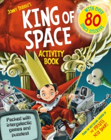 King of Space Activity Book, Paperback Book