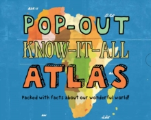 Pop-Out Atlas, Paperback Book