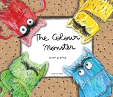 The Colour Monster Pop-Up, Hardback Book