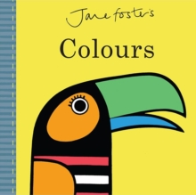 Jane Foster's Colours, Board book Book