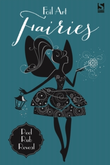 Foil Art - Fairies, Paperback Book