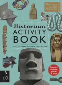 Historium Activity Book, Paperback Book