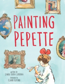 Painting Pepette, Paperback Book