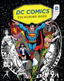 DC Comics Colouring Book, Paperback Book
