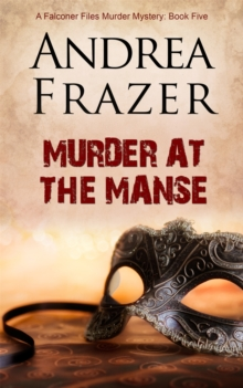 Murder at The Manse, Paperback Book