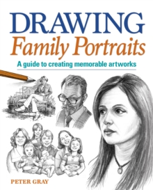 Drawing Family Portraits, Paperback Book