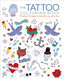 The Tattoo Colouring Book, Paperback Book