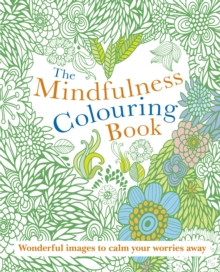 Mindfulness Colouring Book, Paperback Book