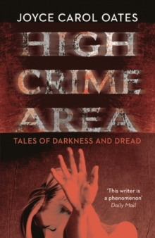 High Crime Area, Paperback Book