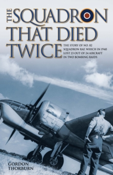 The Squadron That Died Twice, Hardback Book