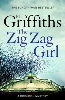 The Zig Zag Girl, Paperback Book