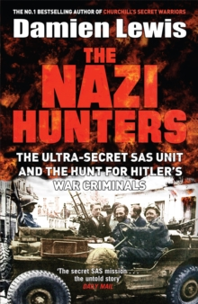 The Nazi Hunters, Paperback Book