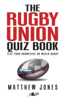 The Rugby Union Quiz Book, Paperback Book