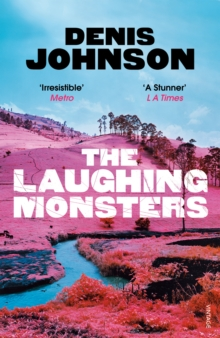 The Laughing Monsters, Paperback Book