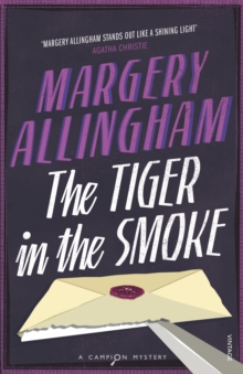 The Tiger in the Smoke, Paperback Book