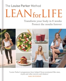 The Louise Parker Method : Lean for Life, Hardback Book