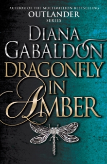 Dragonfly in Amber, Paperback Book