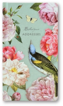 Botanique Address Book, Address book Book
